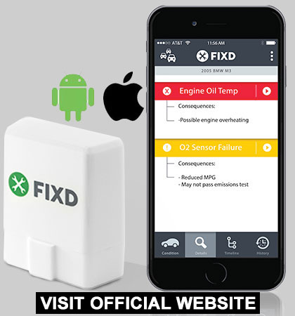 Fixd For iOS and Google Play Store