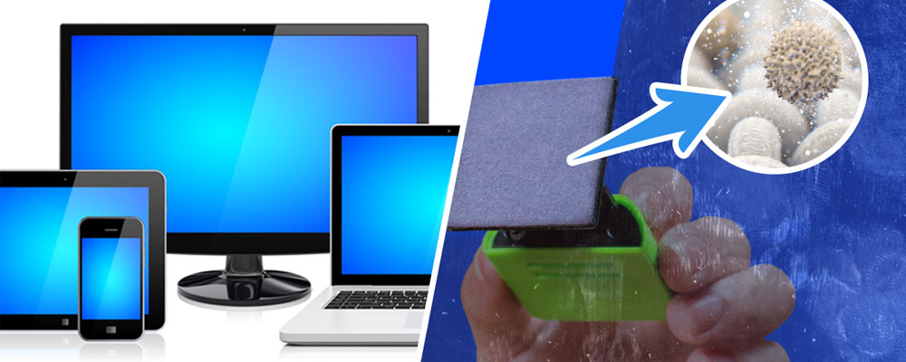 ScreenKlean Review 2019 - Clean Your Screens And Wipe Germs Away!